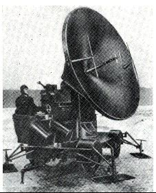 Radar for gun laying a more accurate radar with a more concentrated beam than the freya was developed by telefunken this radar called the wuerzburg fumg 39 publicscrutiny Image collections